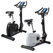 cardiostrong exercise bike BX60 light grey