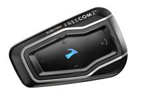 Cardo Scala Rider Freecom 2 Duo Communication System Double Pack, black