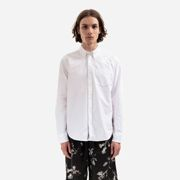 Carhartt WIP Button Down Pocket I022069 WHITE Size S