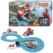 Carrera FIRST Slot Car and Track Set Mario Kart 1:43 20063014