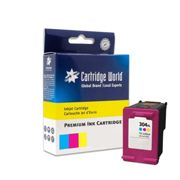 Cartridge World Ink Cartridge - Compatible with HP 304XL Colour Original Ink Cartridge