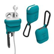 Case Catalyst Waterproof for Apple AirPods - Glacier Blue TEAL - CATAPDTEAL
