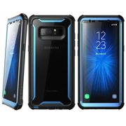 Case I-BLASON SUPCASE ARES for SAMSUNG GALAXY NOTE 8 - BLUE