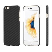 Case Pitaka Aramid CARBON FIBER for Apple iPhone 7 , 8 - BLACK - KI7001