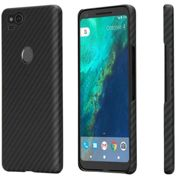 Case Pitaka Aramid CARBON FIBER for Google Pixel 2 - BLACK - KG2001