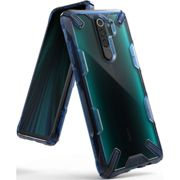 Case RINGKE FUSION X for XIAOMI REDMI NOTE 8 PRO - SPACE BLUE