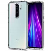 Case Spigen SGP CRYSTAL SHELL for XIAOMI REDMI NOTE 8 PRO - CRYSTAL CLEAR - ACS00438