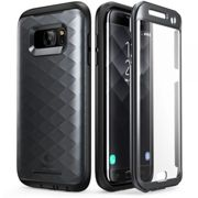Case SUPCASE CLAYCO HERA for SAMSUNG GALAXY S7 EDGE - BLACK