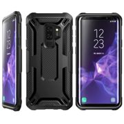 Case SUPCASE UNICORN BEETLE HYBRID for SAMSUNG GALAXY S9 PLUS - BLACK