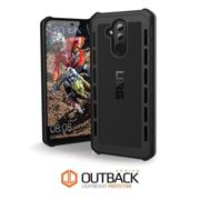 Case UAG Outback for HUAWEI MATE 20 Lite - BLACK