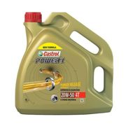 Castrol POWER 1 4T 20W-50 4 Litre Canister
