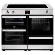 CCENTRE100EI-SS 110EI Electric Range Cooker Belling