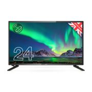 """Cello C2420FS 24"""" HD Ready LED TV with Freeview T2 and Built-in DVD Player"""
