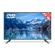 "Cello C4320F TV 109.2 cm (43"") Full HD Black"