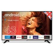 "Cello C4320G TV 109.2 cm (43"") Full HD Smart TV Black"
