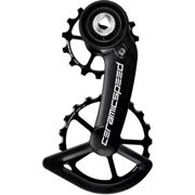 CeramicSpeed OSPW System SRAM Red-Force AXS - Black - Coated, Black