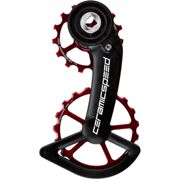 CeramicSpeed OSPW System SRAM Red-Force AXS - Coated, Red