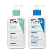 CeraVe Night Time Cleanse & Care Duo