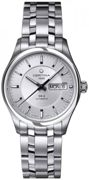 Certina Watch DS-4 Day Date Automatic Silver
