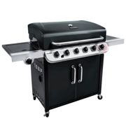 Char-Broil Convective Series 640 B XL 6 Burner Gas Barbecue Grill (Black)
