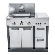 Char-Broil Ultimate 3200 3 Burner Outdoor BBQ Kitchen