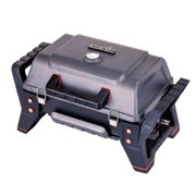 Char-Broil X200 Grill2Go Portable Barbecue Grill with TRU-Infrared technology (Grey/ Cast Aluminium)