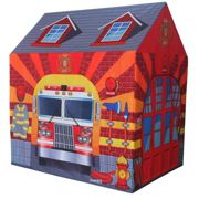 Charles Bentley Fire Station Play Tent