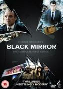 Charlie Brookers Black Mirror The Complete First Series - DVD