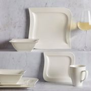 Chelsea 16 Piece Dinner Set White