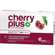 CHERRY PLUS Das Original Montmorency Sauerk.-Kaps. capsules 60 units