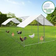 Chicken Run 3m x 8m x 2m