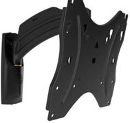 Chief TS110SU Small Thinstall™ Single Swing Arm Wall Display Mount - 10 Extension