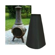 Chiminea Chimenea BBQ Cover Waterproof Garden Outdoor Furniture Protector