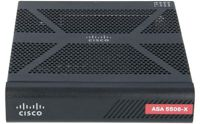 Cisco - ASA5506-K9 - ASA 5506-X with FirePOWER services, 8GE, AC, 3DES/AES refurbished