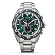 Citizen Eco-Drive AT 45mm Men Watch CB5034-91W