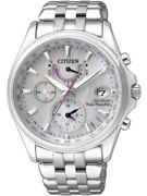 Citizen FC0010-55D Eco-Drive Ladies Radio Controlled Watch Sapphire Glass 39mm 10 ATM