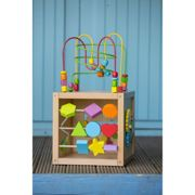 Classic World - Multi-Activity Cube Large