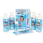 ClearWater Pool Chemical Water Cleaner Spa Hot Tub Lay Z Starter Treatment Kit