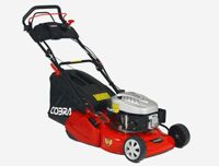 """Cobra RM46SPCE 18"""" Rear Roller Lawmmower With Electric Start"""