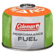 Coleman Self-Sealing GAS Cartridge Performance C300 240g Green, Size One Size - Fuel and Fuel Bottles, Color Green