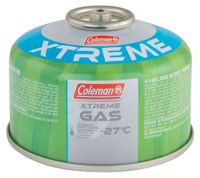 Coleman Self-Sealing GAS Cartridge Xtreme C100 97G Green, Size One Size - Fuel and Fuel Bottles, Color Green