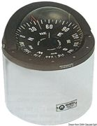 Compass RIviera B6 black/white in pink barrel for sailboat use