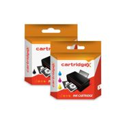 Compatible Black & Colour Ink Cartridge For Hp 301xl Envy 4500 E-all-in-one