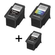 Compatible Black Canon PG-540XL High Capacity Ink Cartridge (Replaces Canon 5222B005)