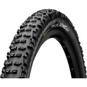 "Continental Trail King Folding MTB Tyre - Black - 26"", Black"