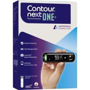 CONTOUR Next One Blutzuckermessgert Set mg/dl 1 units