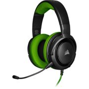 Corsair HS35 Wired Stereo Gaming Headset w/Microphone - Green