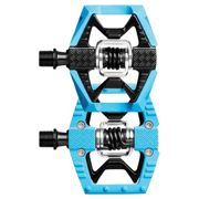 Crankbrothers Double Shot 2 Pedals black/blue 2020 Touring & City Pedals
