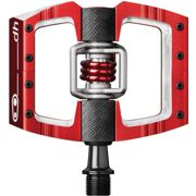 CRANKBROTHERS Mallet Dh Red - Bicycle pedal - Red/Black - size Unique Unique