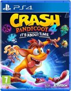 Crash Bandicoot 4: It's About Time for Sony PlayStation